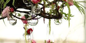 Branch, Petal, Flower, Pink, Magenta, Interior design, Interior design, Botany, Floristry, Flower Arranging,