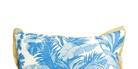 Blue, Cushion, Textile, Pillow, Throw pillow, White, Linens, Aqua, Home accessories, Electric blue,