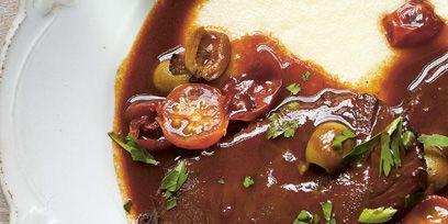 Brown, Food, Dish, Brown sauce, Meat, Cuisine, Dishware, Serveware, Ingredient, Stew,