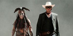 Standing, Hat, Costume accessory, Sun hat, Blazer, Fictional character, Fedora, Costume, Long hair, Cowboy hat,