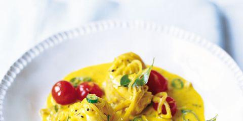 Food, Cuisine, Dishware, Ingredient, Tableware, Serveware, Recipe, Garnish, Produce, Dish,