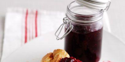 Food, Ingredient, Cuisine, Finger food, Dishware, Serveware, Dish, Mason jar, Tableware, Jam,