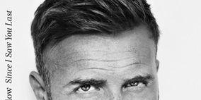 Hair, Ear, Facial hair, Lip, Mouth, Cheek, Hairstyle, Eye, Skin, Chin,