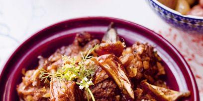 Food, Cuisine, Ingredient, Meat, Recipe, Dish, Tableware, Plate, Serveware, Cooking,