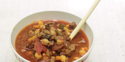 Food, Cuisine, Dish, Stew, Ingredient, Recipe, Spoon, Curry, Bowl, Bread,