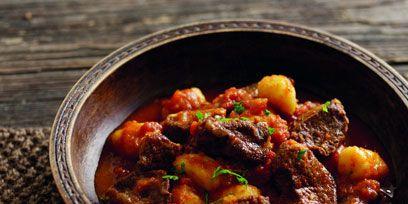 Food, Cuisine, Meat, Dish, Tableware, Recipe, Ingredient, Yahni, Red cooking, Serveware,