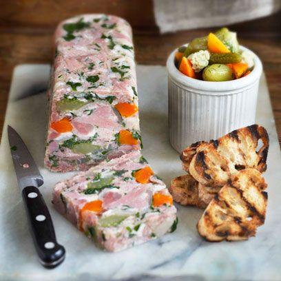 Dish, Food, Cuisine, Ingredient, Galantine, Recipe, Produce, Meat, Vegan nutrition, Pâté,