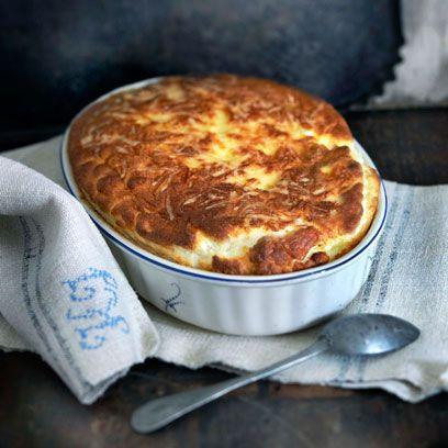Dish, Food, Cuisine, Spoonbread, Soufflé, Ingredient, Dessert, Bobotie, Pot pie, Baked goods,