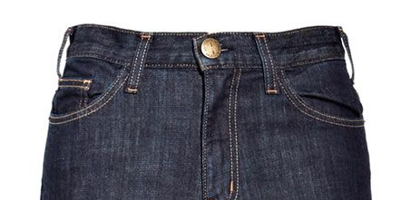 Clothing, Blue, Product, Brown, Pocket, Denim, Trousers, Jeans, Textile, White,