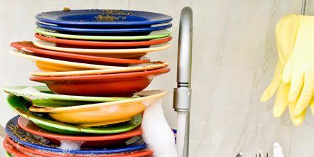 Dishware, Cutlery, Orange, Kitchen utensil, Fork, Plate, Serveware, Household silver, Porcelain, Collection,