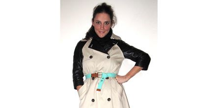 Clothing, Brown, Sleeve, Shoulder, Collar, Textile, Joint, Standing, Outerwear, Style,