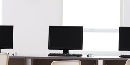 Electronic device, Display device, Product, Office chair, Technology, Room, Furniture, Floor, Computer desk, Table,