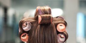 Hairstyle, Style, Red hair, Fashion, Hair coloring, Brown hair, Temple, Beauty, Hair accessory, Long hair,