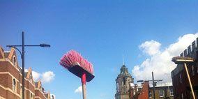 Sky, Crowd, People, Community, Town, Pole, City, Landmark, Travel, Street light,