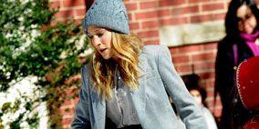 Clothing, Winter, Human body, Cap, Headgear, Street fashion, Fashion accessory, Fashion, Pattern, Jacket,