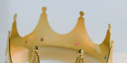 Yellow, Product, Crown, Fashion, Metal, Beige, Costume accessory, Headpiece, Ceramic, Silver,