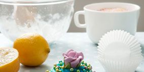Food, Ingredient, Serveware, Cupcake, Dishware, Sweetness, Drinkware, Citrus, Dessert, Cup,