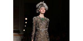 Clothing, Formal wear, Style, Dress, Fashion, Fashion model, One-piece garment, Fashion design, Design, Haute couture,