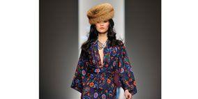 Clothing, Sleeve, Textile, Style, Fashion, Street fashion, Pattern, Fashion model, Electric blue, Fashion show,