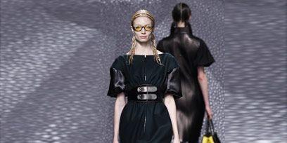 Human, Human body, Joint, Fashion, Leather, Bag, Costume design, Fashion model, Street fashion, Fashion design,