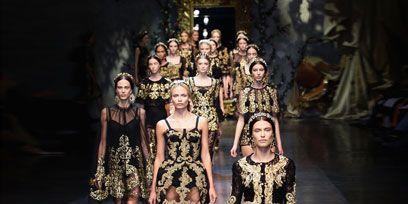 Clothing, Leg, Fashion show, Dress, Runway, Style, Fashion model, Fashion, Costume design, Beauty,