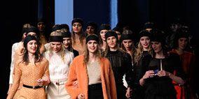 Clothing, Leg, Event, Dress, Formal wear, Style, Fashion model, Headgear, Fashion, Youth,