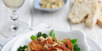 Food, Dishware, Cuisine, Serveware, Tableware, Leaf vegetable, Dish, Ingredient, Recipe, Salad,