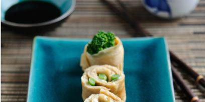 Cuisine, Food, Green, Finger food, Ingredient, Dish, Recipe, Tableware, Dishware, Culinary art,