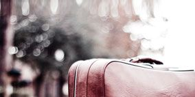 Brown, Textile, Red, Carmine, Maroon, Leather, Tints and shades, Material property, Baggage, Shadow,