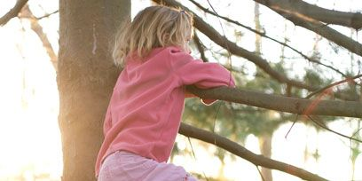 Shoe, People in nature, Boot, Magenta, Sunlight, Baby & toddler clothing, Twig, Spring, Woodland, Child model,