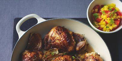 Food, Ingredient, Dishware, Tableware, Recipe, Serveware, Plate, Cuisine, Dish, Chicken meat,