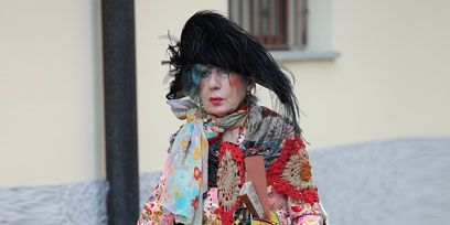 Style, Street fashion, Wig, Costume, Artificial hair integrations, Costume design, Fashion design, Makeover, Tradition, Silk,