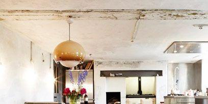Floor, Interior design, Room, Flooring, Ceiling, Table, Furniture, Light fixture, Interior design, Home,