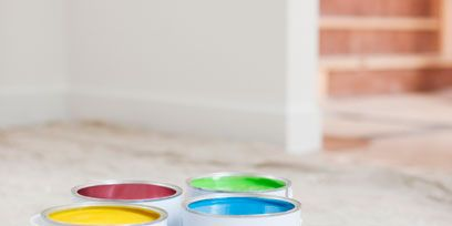 Colorfulness, Paint, Aqua, Plastic, Teal, Cylinder, Stationery, Personal care, General supply, Art paint,