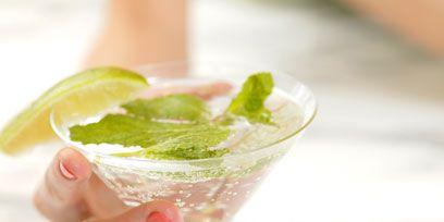 Food, Ingredient, Glass, Citrus, Cocktail, Drinkware, Lemon, Tableware, Produce, Cocktail garnish,