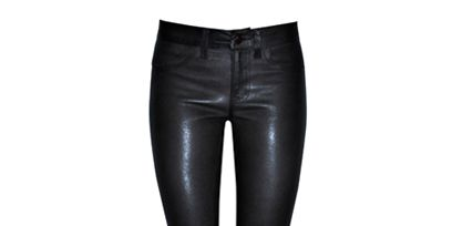 Clothing, Textile, Denim, Style, Black, Thigh, Leather, Black-and-white, Pocket, Tights,