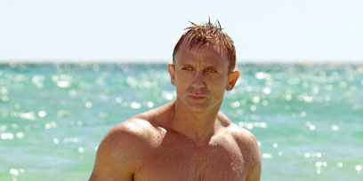 Human body, Water, Standing, Barechested, Chest, Leisure, Summer, People in nature, Muscle, Trunk,