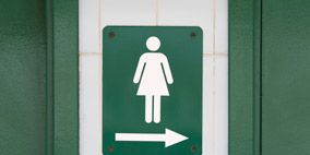 Green, White, Teal, Fixture, Turquoise, Rectangle, Sign, Signage, Symbol, Paint,
