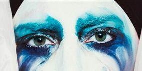 Lip, Eyebrow, Eyelash, Art, Colorfulness, Paint, Painting, Photography, Artwork, Art paint,