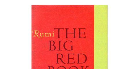 Text, Red, Orange, Carmine, Publication, Colorfulness, Maroon, Peach, Rectangle, Book,