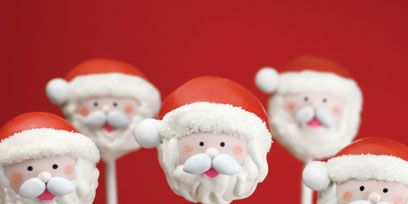 Confectionery, Fictional character, Ingredient, Dessert, Holiday, Candy, Lollipop, Christmas, Santa claus, Pleased,