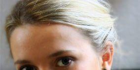 Nose, Ear, Lip, Cheek, Hairstyle, Eye, Skin, Chin, Forehead, Eyebrow,