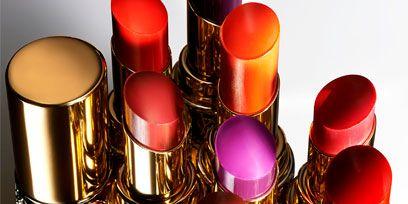 Pink, Lipstick, Magenta, Metal, Brass, Cylinder, Silver, Aluminium, Collection,