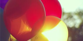 Red, Amber, Light, Colorfulness, Carmine, Material property, Circle, Coquelicot, Christmas, Sphere,