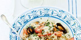 Food, Cuisine, Dishware, Serveware, Ingredient, Rice, Dish, Recipe, Produce, Kitchen utensil,