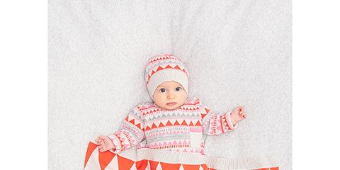 Product, Textile, Pink, Baby & toddler clothing, Child, Costume accessory, Bonnet, Peach, Linens, Creative arts,
