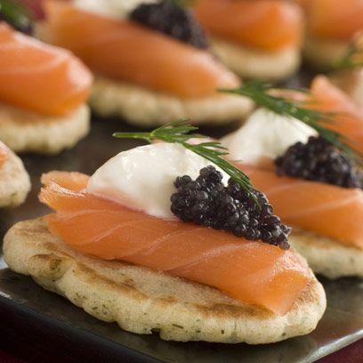 Dish, Cuisine, Food, Smoked salmon, Ingredient, Fish, Caviar, Salmon, Lox, Hors d'oeuvre,