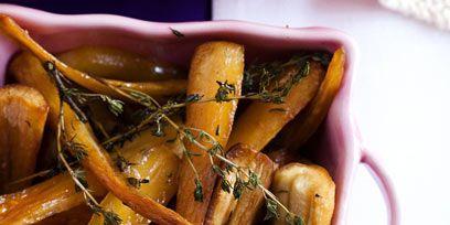 Brown, Food, Ingredient, Purple, Recipe, Root vegetable, Dish, Violet, Lavender, Produce,