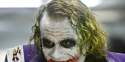 Mouth, Fictional character, Joker, Jaw, Zombie, Supervillain, Costume, Tooth, Pleased, Fiction,