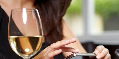 Finger, Stemware, Drinkware, Glass, Wine glass, Drink, Barware, Alcohol, Table, Dessert wine,